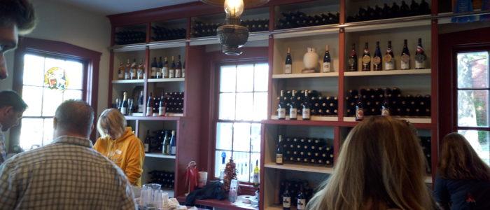Hermannhof Winery Tasting Room