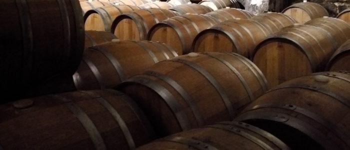 Stone Hill Winery Cellar